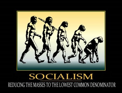 Socialism vs Evolution